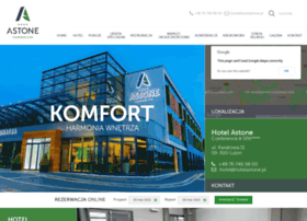 Hotelastone.pl thumbnail