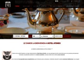 Hotelateneosevilla.com thumbnail