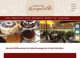 Hotelcafe-rosengarten.de thumbnail