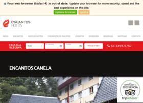Hotelcontinentalcanela.com.br thumbnail