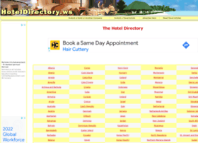 Hoteldirectory.ws thumbnail