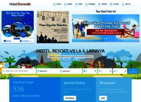 Hoteldomestik.com thumbnail