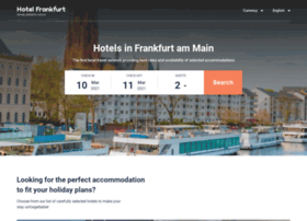 Hotelefrankfurt.net thumbnail