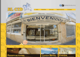 Hotelelcid.com.ve thumbnail