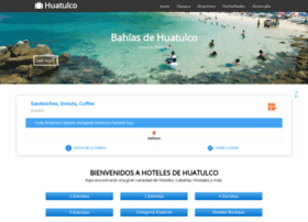 Hotelesdehuatulco.com.mx thumbnail
