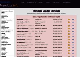 Hotelesdemendoza.info thumbnail