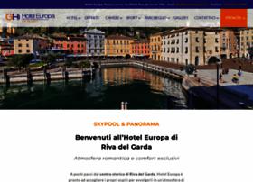 Hoteleuropariva.it thumbnail