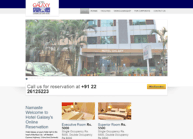 Hotelgalaxy.net thumbnail