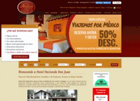 Hotelhaciendadonjuan.mx thumbnail