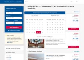 Hotelinhamburg.net thumbnail