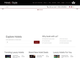 Hotelinstyle.com thumbnail