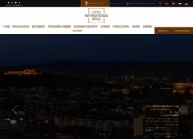 Hotelinternational.cz thumbnail