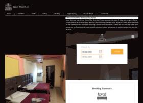 Hotelkohinoorinnajmer.com thumbnail