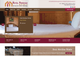 Hotelmeridianshimla.in thumbnail