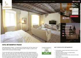 Hotelmetamorphis.cz thumbnail