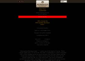 Hotelmetropolitan.pl thumbnail
