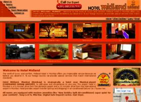 Hotelmidland.com thumbnail