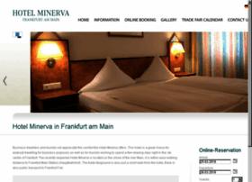 Hotelminerva.de thumbnail