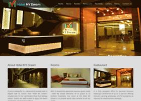 Hotelmydream.in thumbnail