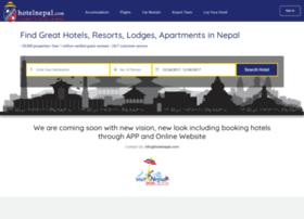 Hotelnepal.com thumbnail