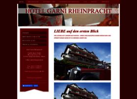 Hotelrheinpracht.de thumbnail