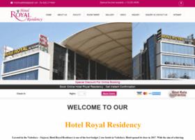 Hotelroyalresidency.info thumbnail