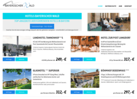 Hotels-bayerischerwald.de thumbnail