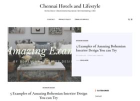 Hotels-chennai-india.com thumbnail