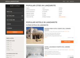 Hotels-lanzarote.net thumbnail