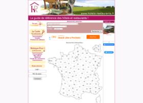 Hotels-restaurants.fr thumbnail
