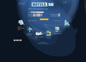 Hotels.su thumbnail