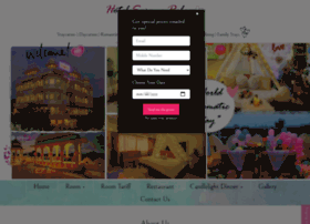 Hotelsarangpalace.com thumbnail