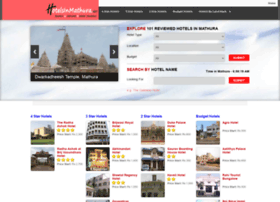 Hotelsinmathura.net thumbnail