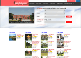 Hotelsinranthambore.co.in thumbnail