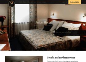 Hotelunion.cz thumbnail