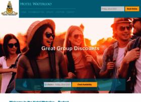 Hotelwaterloo.co.nz thumbnail