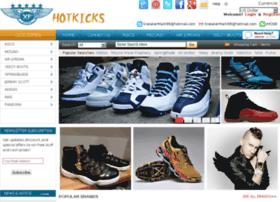 Hotkicks.net thumbnail