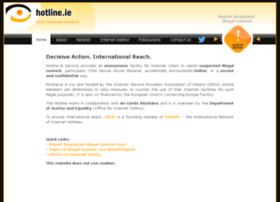 Hotline.ie thumbnail
