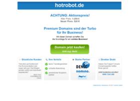 Hotrobot.de thumbnail
