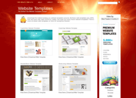 Hotwebsitetemplates.net thumbnail