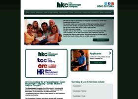 Housekeepercompany.co.uk thumbnail