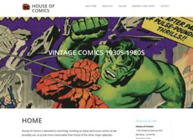 Houseofcomics.com thumbnail