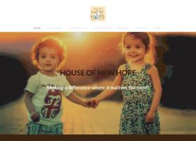 Houseofnewhope.org thumbnail
