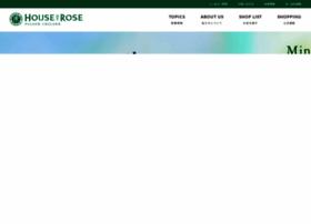 Houseofrose.co.jp thumbnail