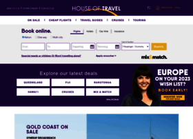 Houseoftravel.co.nz thumbnail
