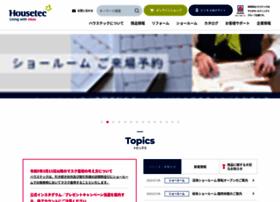 Housetec.co.jp thumbnail