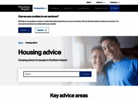 Housingadviceni.org thumbnail