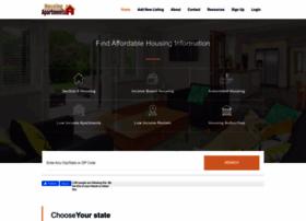Housingapartments.org thumbnail