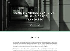 Housingspacestandards.co.uk thumbnail