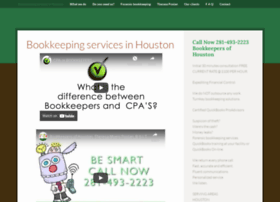 Houstonbookkeepers.com thumbnail